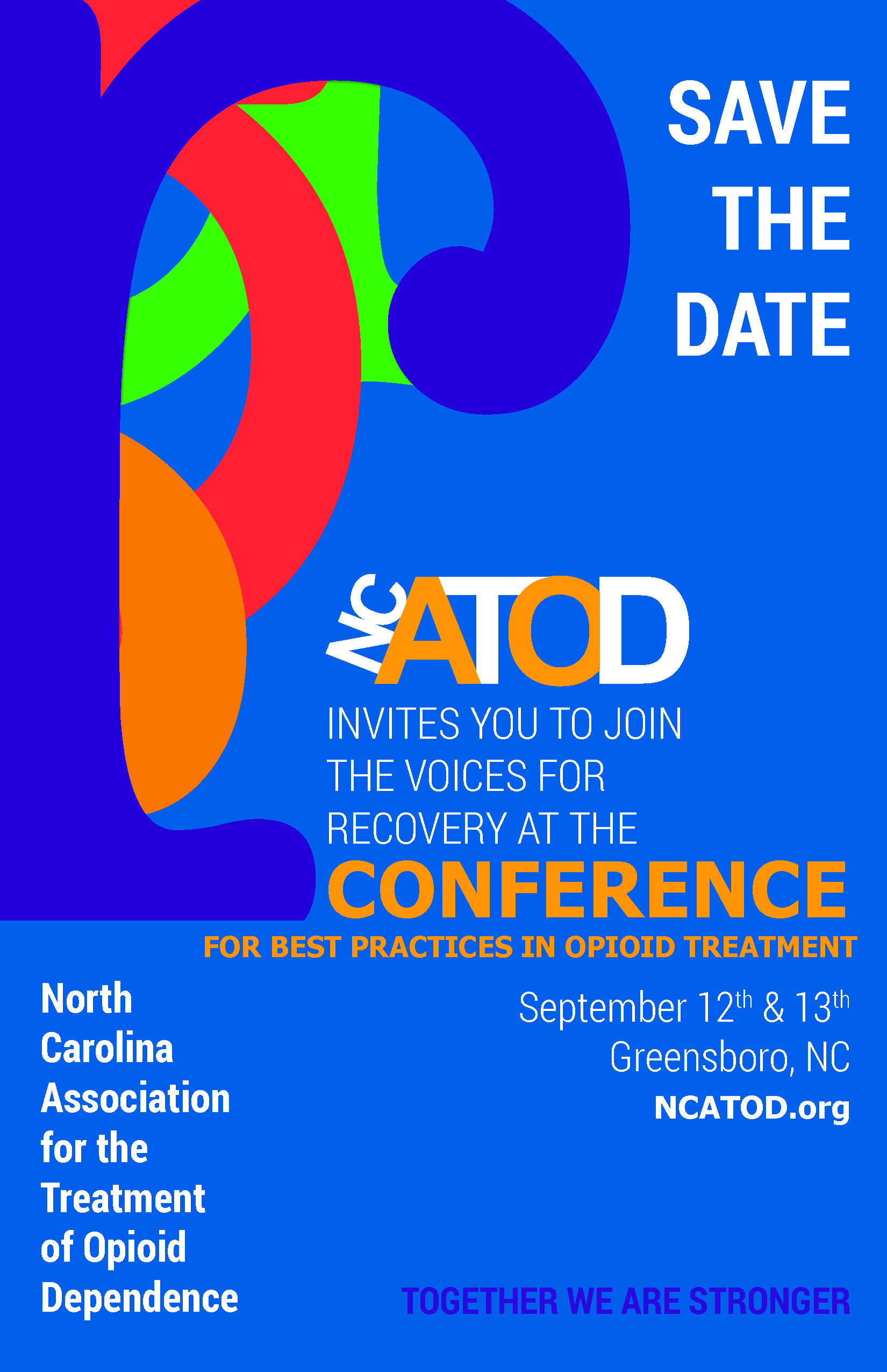 NCATOD 2019 Best Practices in Opioid Treatment Conference
