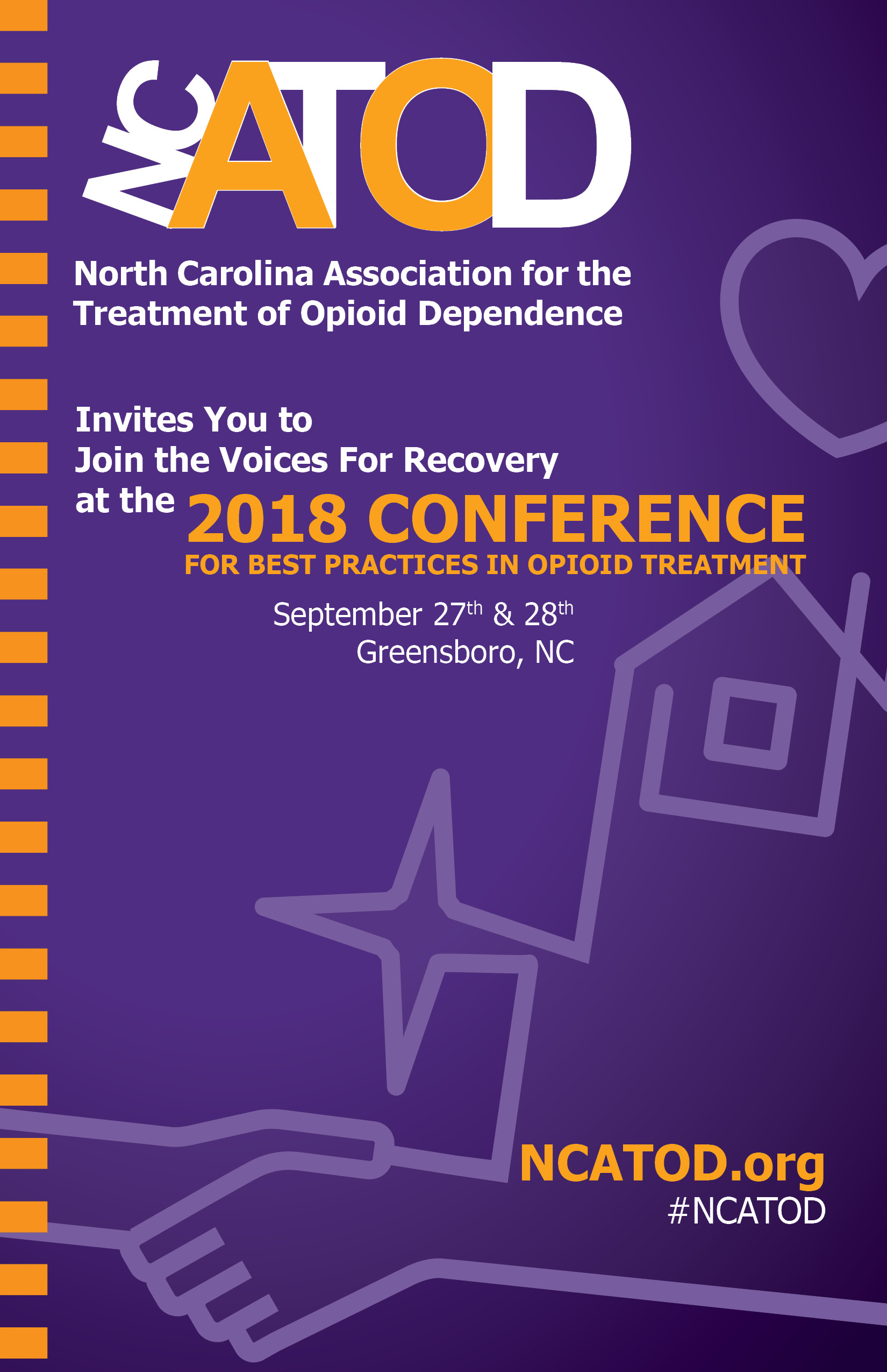 NCATOD 2018 Best Practices in Opioid Treatment Conference